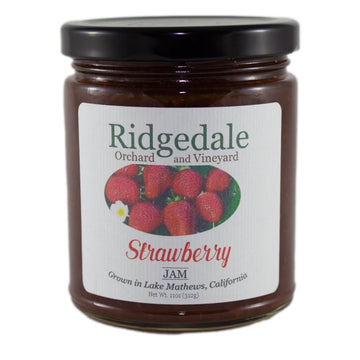 Strawberry Jam - Ridgedale Orchard & Vineyard