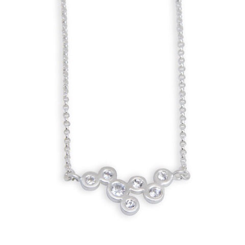 Sparkle Cloud Necklace