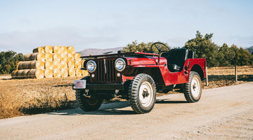Why We Bought a 1948 Willys in 2020