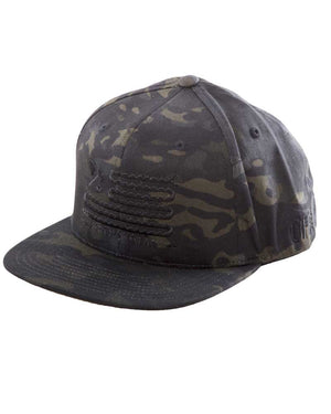 Dont-Tread-On-Me-Snapback-Hat-Multicam-Black-OFF-THE-GRID