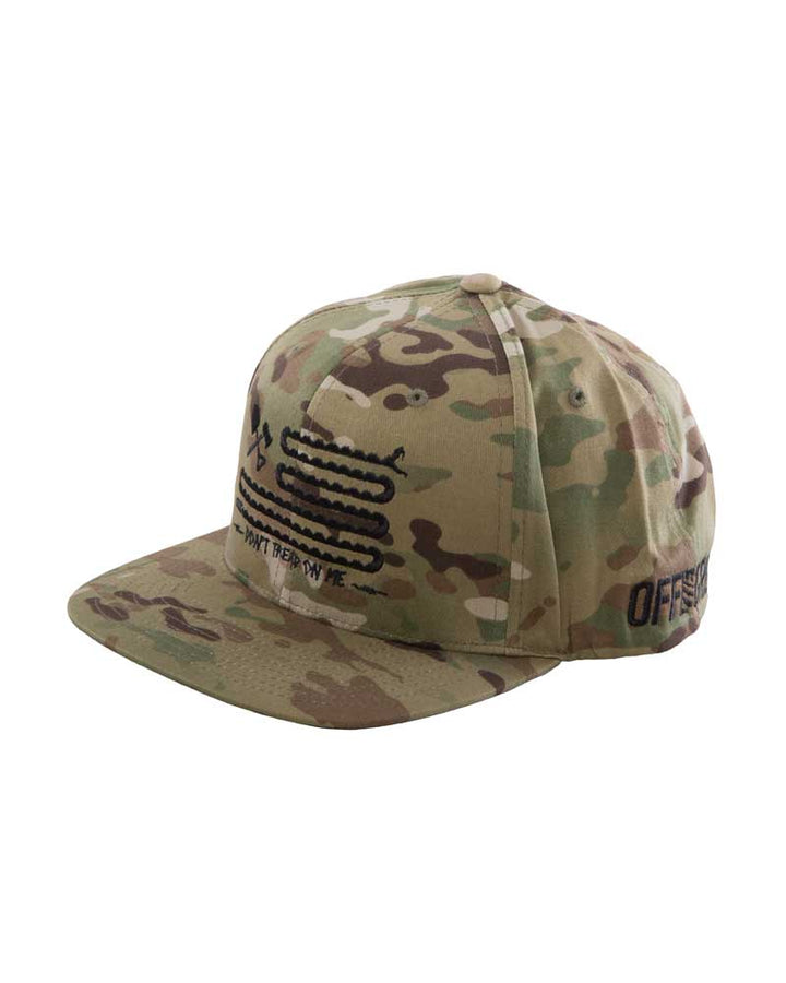 Dont-Tread-On-Me-Snapback-Hat-Multicam-Green-OFF-THE-GRID