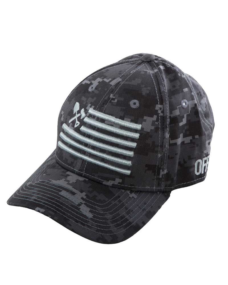 Gunnar-Curved-Bill-Hat-NTG-Camo-OFF-THE-GRID
