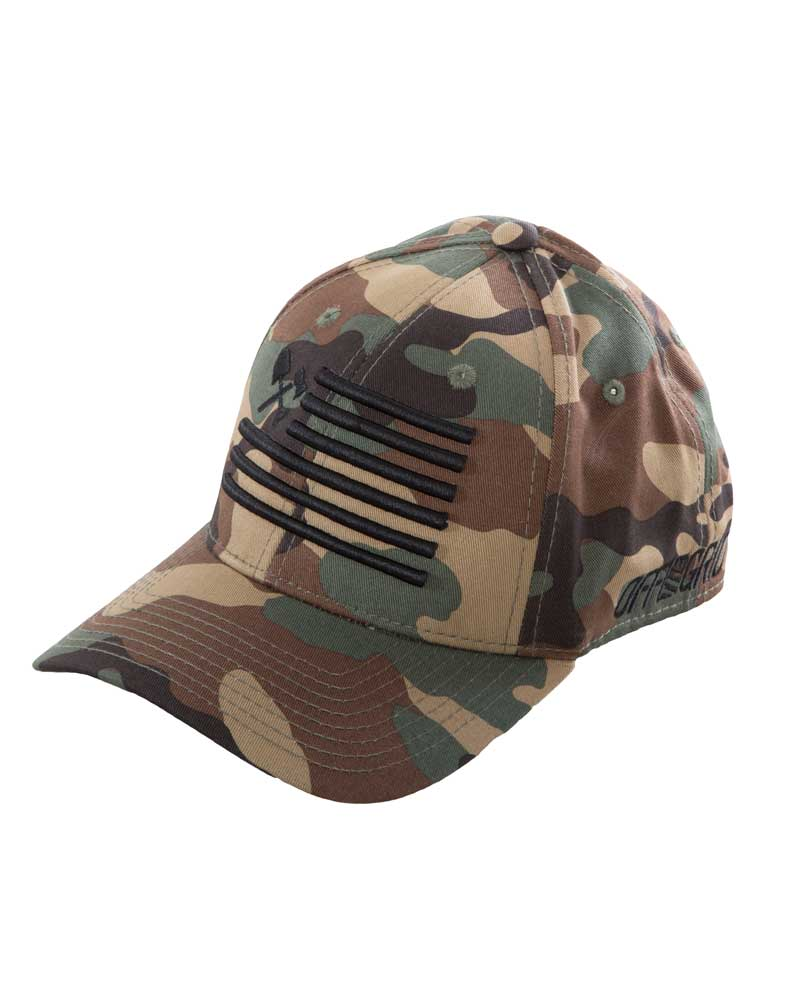 Gunnar-Curved-Bill-Hat-Woodland-Camo-OFF-THE-GRID
