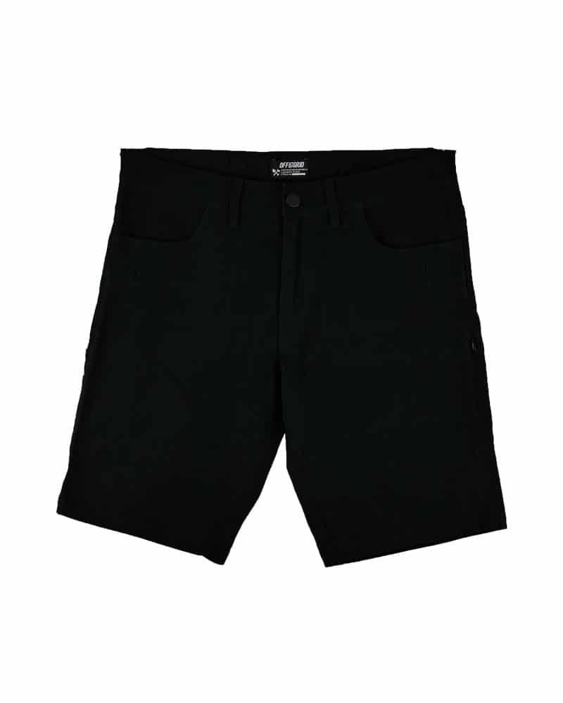Havok-Shorts-10-Inch-Black-Front-OFF-THE-GRID