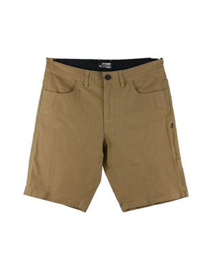 Havok-Shorts-10-Inch-Coyote-Front-OFF-THE-GRID