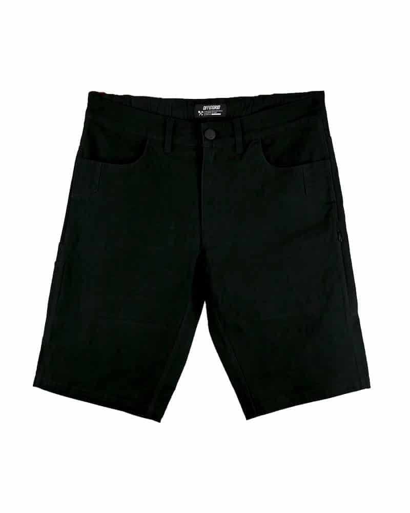 Havok-Shorts-12-Inch-Black-Front-OFF-THE-GRID