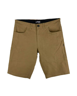 Havok-Shorts-12-Inch-Coyote-Front-OFF-THE-GRID
