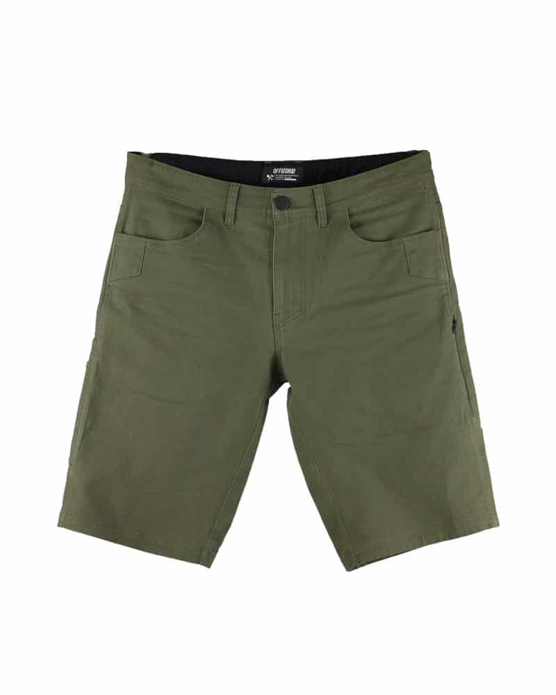 Havok-Shorts-12-Inch-Dark-Olive-Front-OFF-THE-GRID