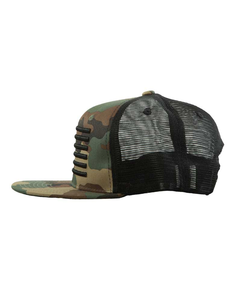 Shovel-N-Bars-Trucker-Hat-Camo-Side-OFF-THE-GRID