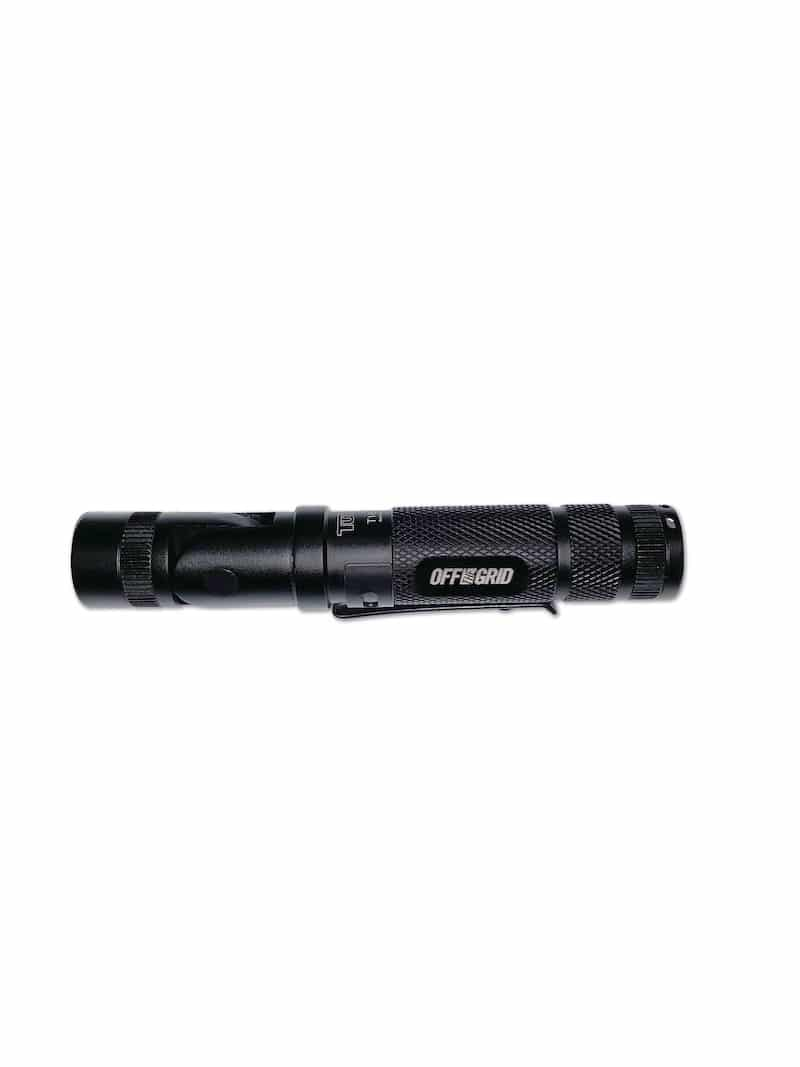 Swivel Pro Flashlight Off The Grid 3