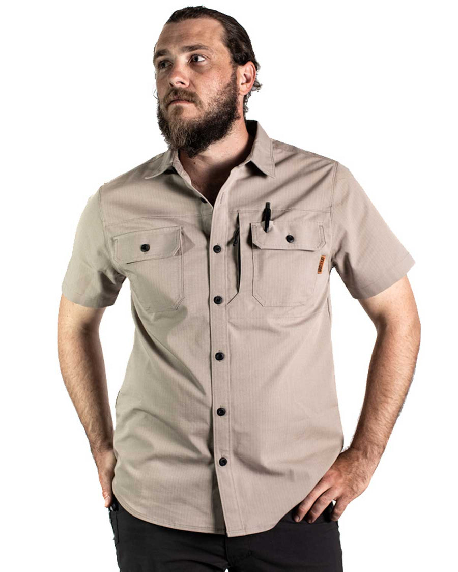 Thunderbolt Work, Trail, Travel Shirt - Short Sleeve