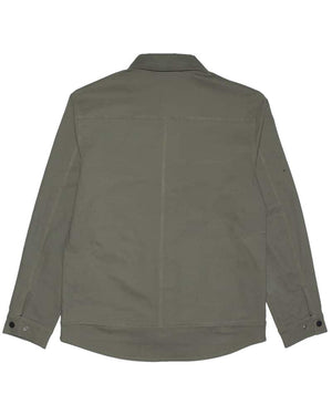 Torch-Jacket-BACK-Dark-Olive-OFF-THE-GRID