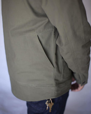 Torch-Jacket-Side-Dark-Olive-OFF-THE-GRID