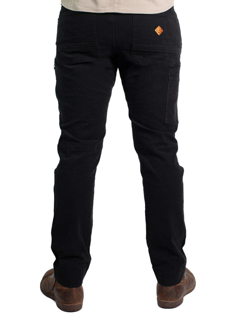 Trailblazer 4.0 Pants - Black - Taper Fit - SUPER EARLY BIRD PREORDER