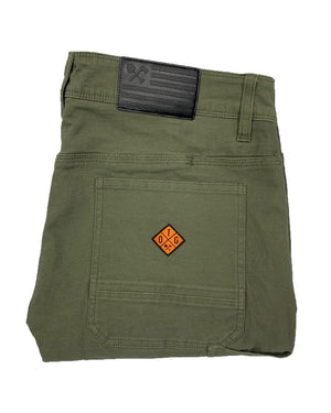 Trailblazer 3.0 Pants - Dark Olive - Taper Fit