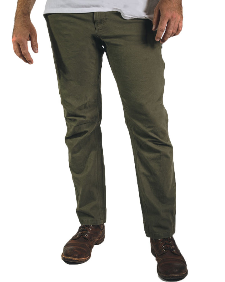 Trailblazer 4.0 Pants - Dark Olive - Taper Fit - SUPER EARLY BIRD PREORDER