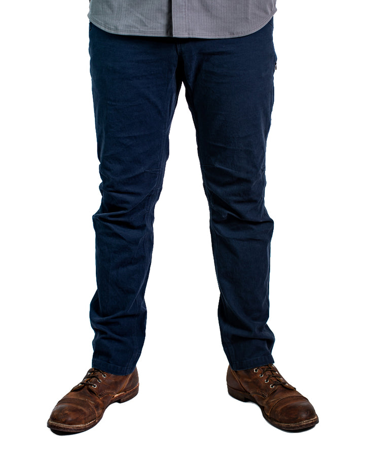 Trailblazer 4.0 Pants - Navy - Taper Fit