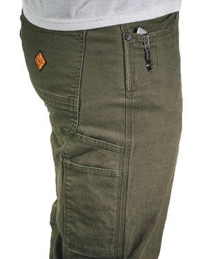 Trailblazer 5.1 Pants - Dark Olive - Standard Fit