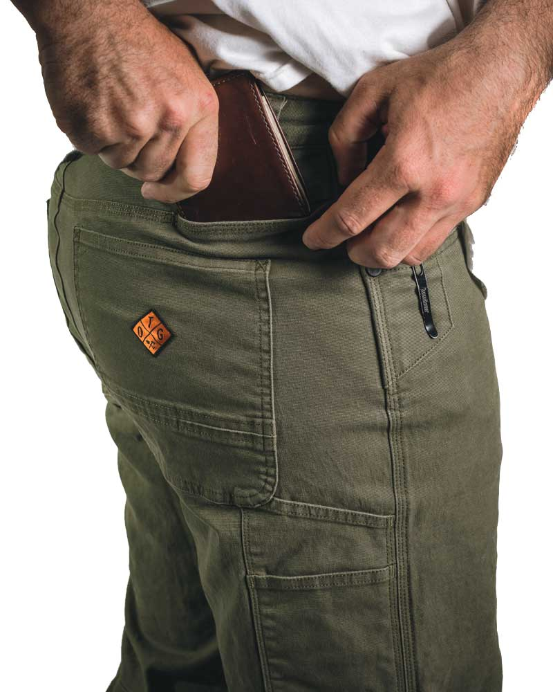 Trailblazer 4.1 Pants - Coyote - Standard Fit