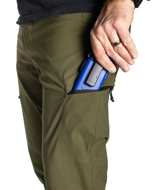 Trailblazer PRO Pants - Dark Olive - Taper Fit