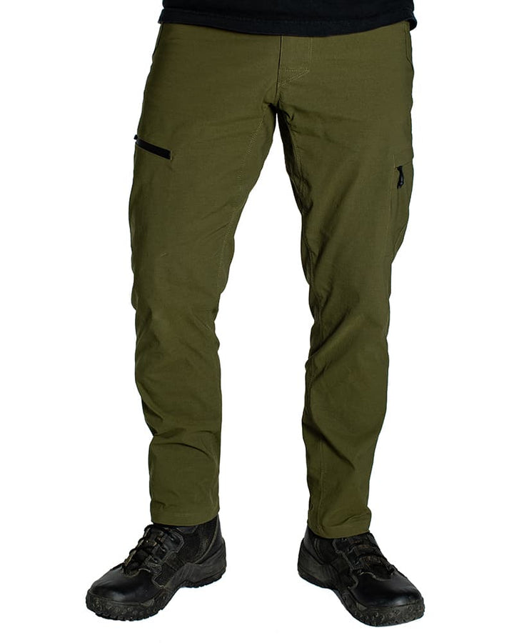Trailblazer PRO Pants - Dark Olive - Taper Fit - SUPER EARLY BIRD PREORDER