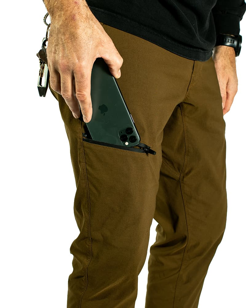 Trailblazer PRO Pants - Desert Palm - Taper Fit