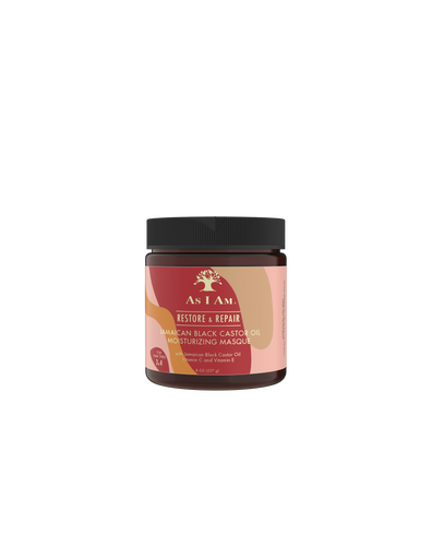 AS I AM JBCO Moisturising Masque Product