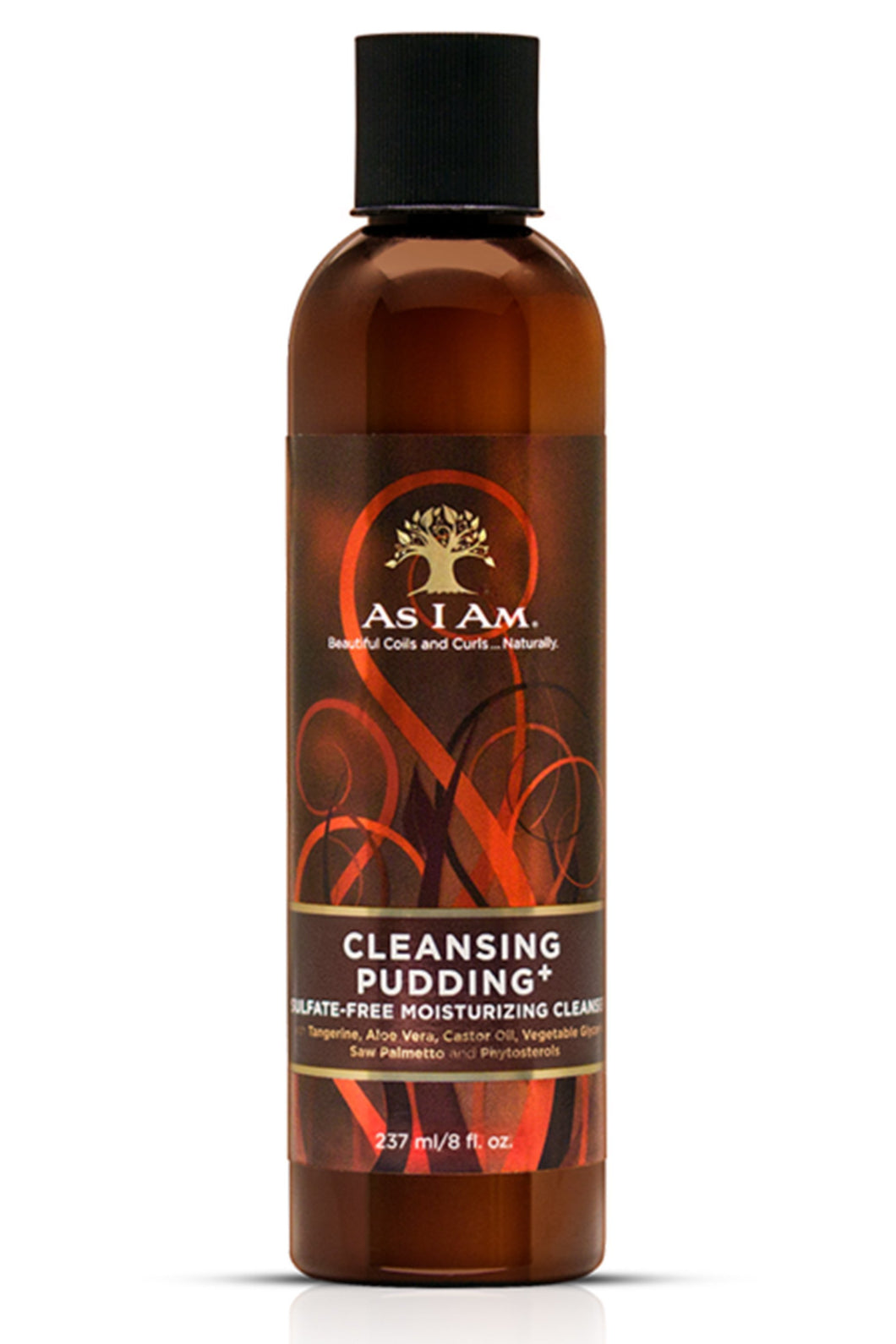 AS I AM Cleansing Pudding Moisturising Cleanser (237ml)