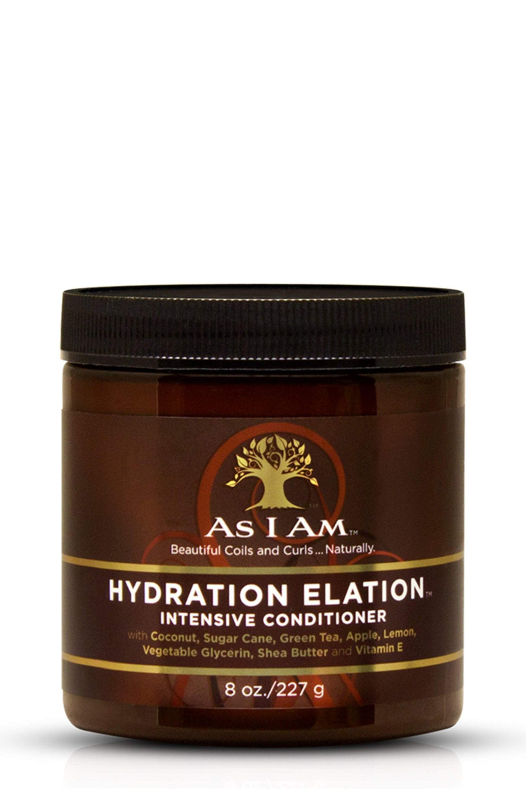 AS I AM Hydration Elation Intensive Conditioner (227g)