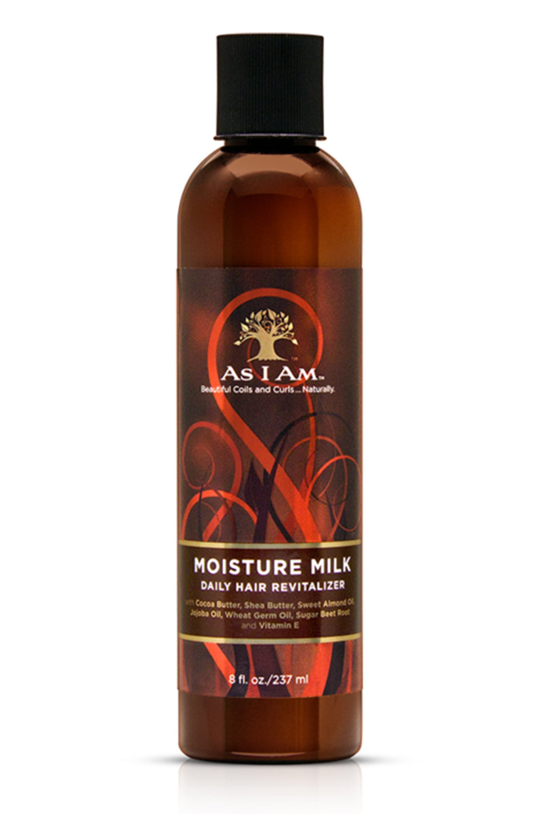 AS I AM Moisture Milk Hair Revitalizer (237ml)