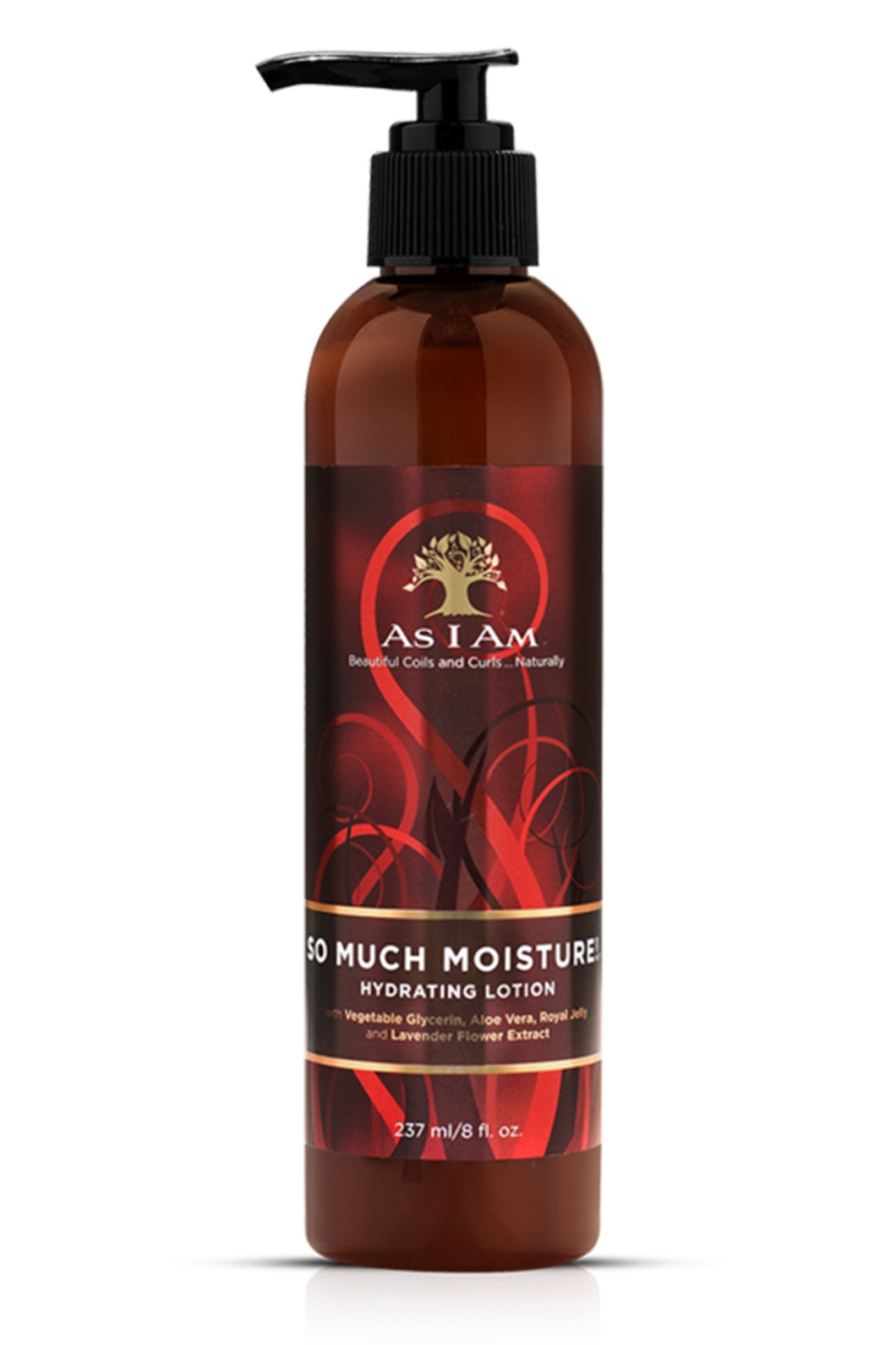 AS I AM So Much Moisture Hydrating Lotion (237ml)