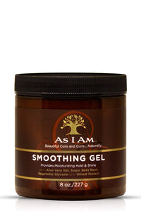 AS I AM Smoothing Gel (227g)