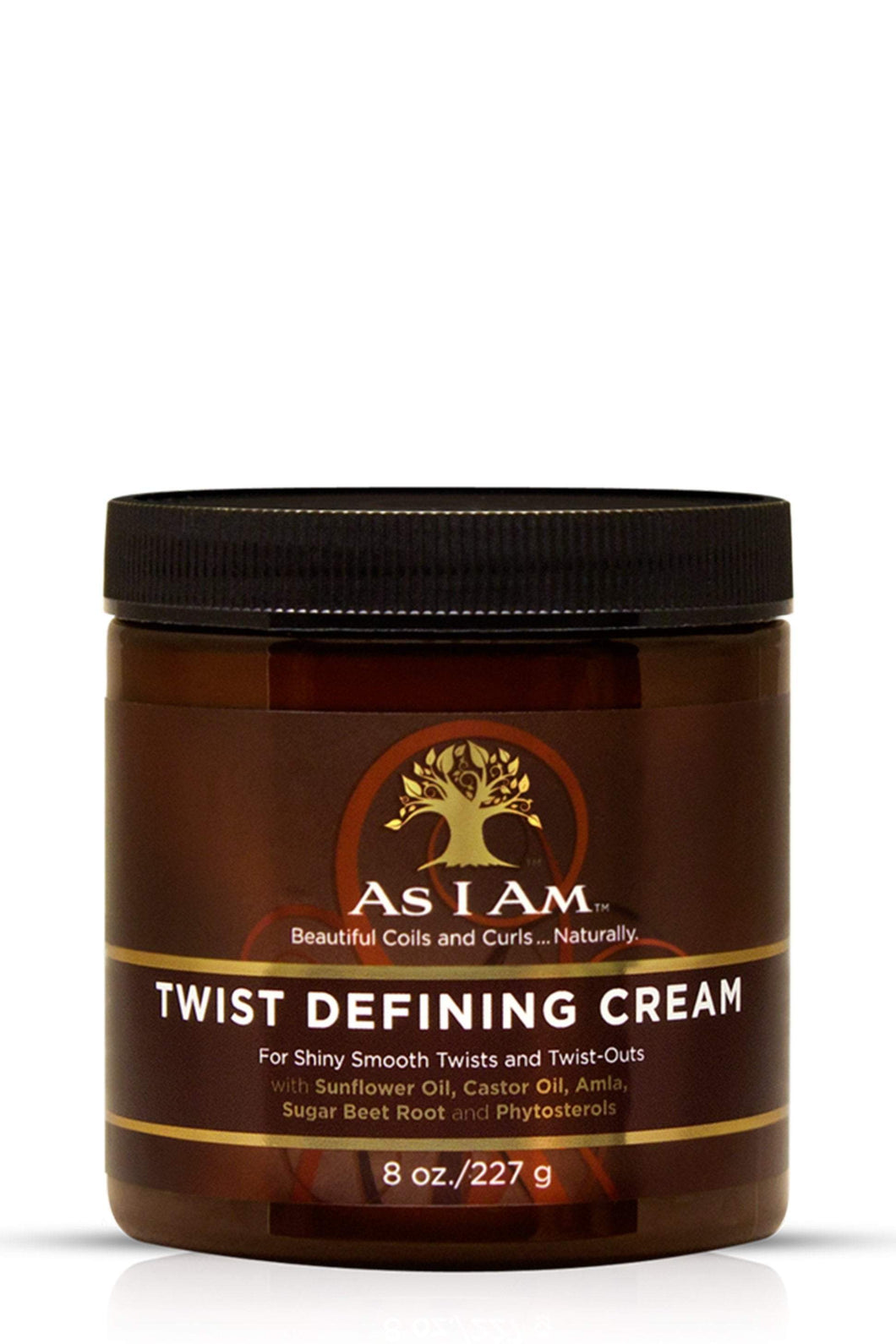 AS I AM Twist Defining Cream (227g)