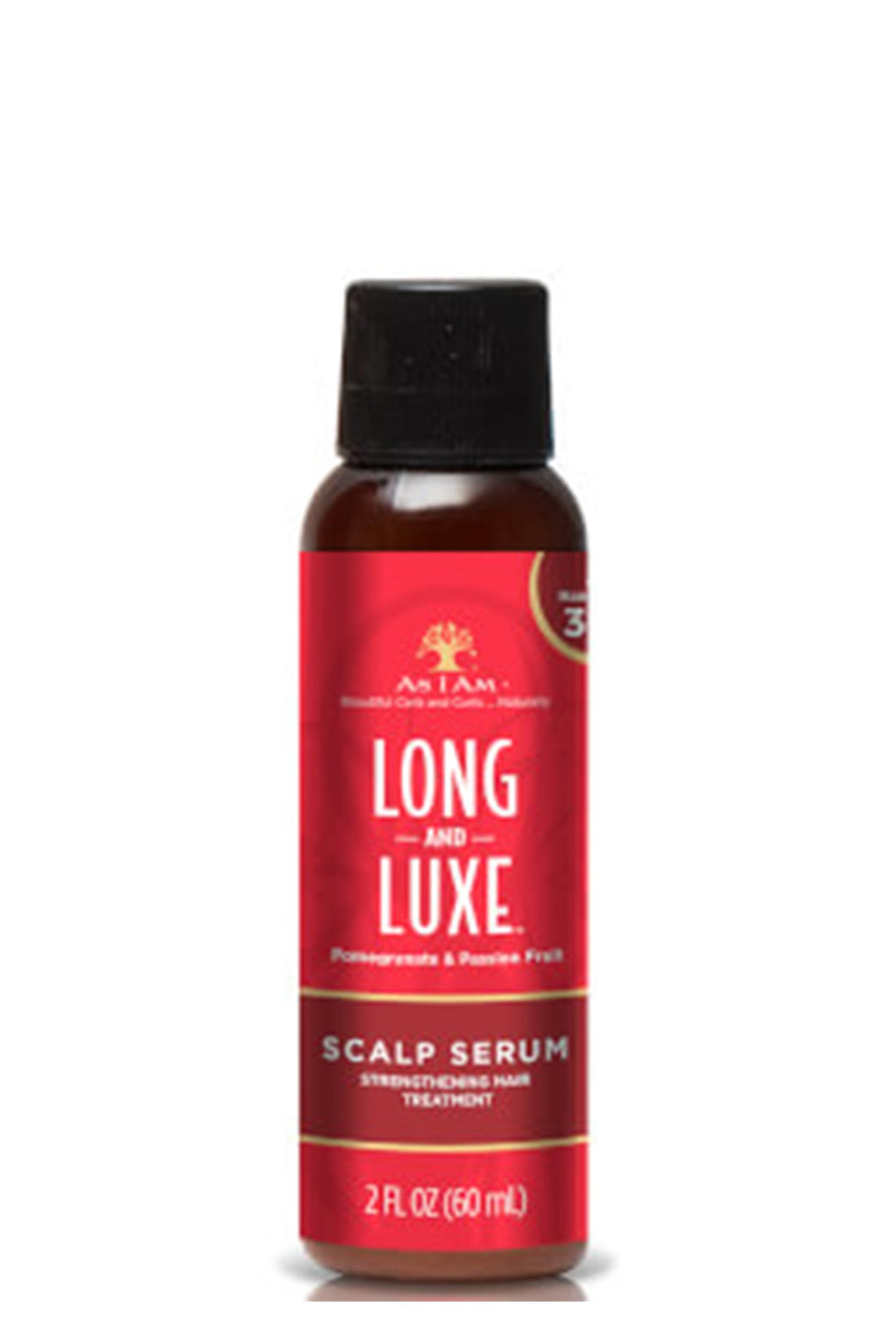 AS I AM Long and Luxe Scalp Serum (60ml)