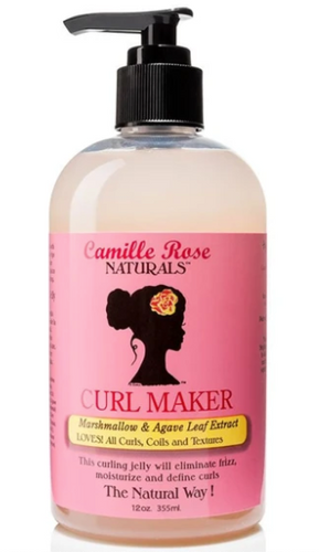 CAMILLE ROSE NATURALS Curl Maker Curling Jelly Product Bottle
