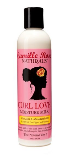 CAMILLE ROSE NATURALS Curl Love Moisture Milk Product Bottle
