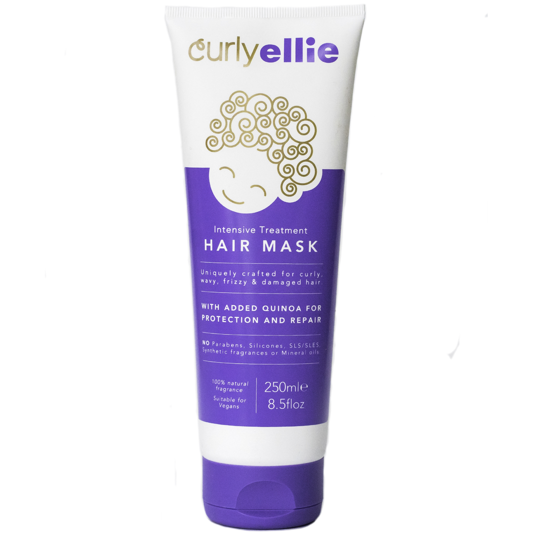 CURLY ELLIE Intensive Treatment Mask (250ml)