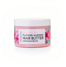 Load image into Gallery viewer, FLORA & CURL Flower Garden Hair Styling Butter (120g)