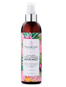 FLORA & CURL Jasmine Oasis Hydrating Hair Mist (250ml)
