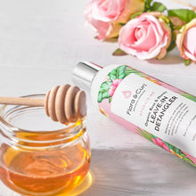 Load image into Gallery viewer, FLORA & CURL Organic Rose & Honey Leave-in Detangler (300ml)