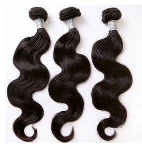 LONDON VIRGIN HAIR Luxury Body Wave Bundles