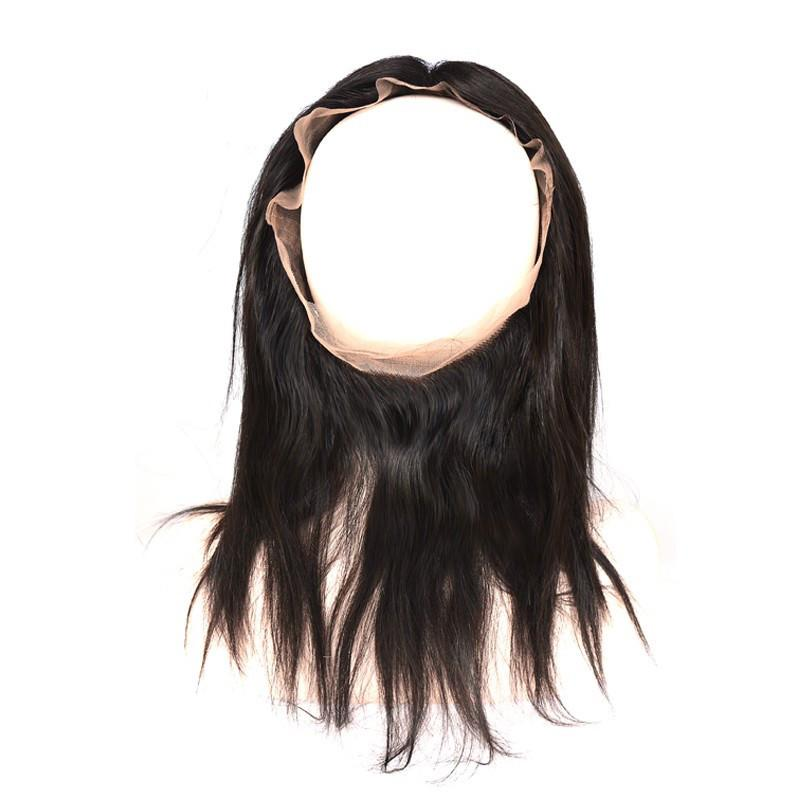 LONDON VIRGIN HAIR Luxury 360 Frontal
