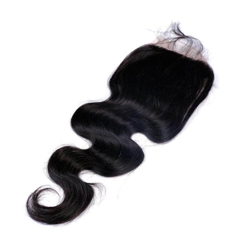 LONDON VIRGIN HAIR Luxury Body Wave Closure