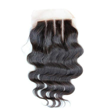 Load image into Gallery viewer, LONDON VIRGIN HAIR Luxury Body Wave Closure