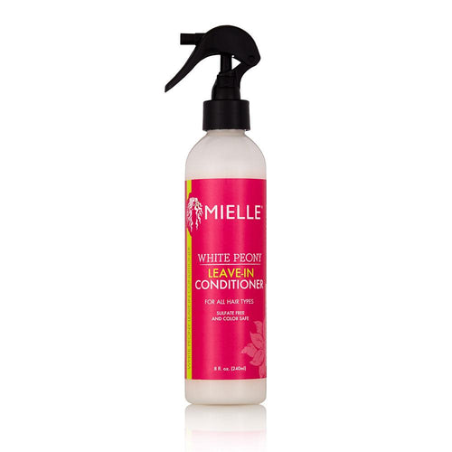 MIELLE ORGANICS Peony Leave-In Conditioner Product Bottle