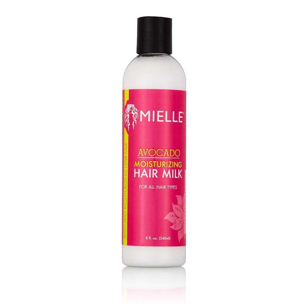 MIELLE ORGANICS Avocado Moisturising Hair Milk (240ml)