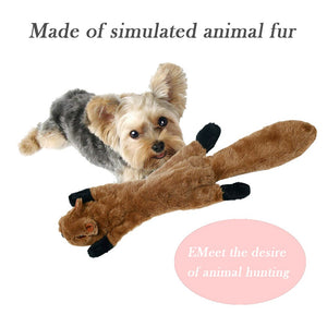 Plush Chew Dog Toys