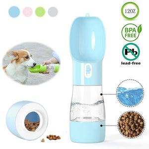 Dog Water Bottle Portable