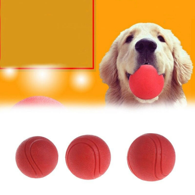 Super Tough Dog Ball