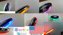 Load image into Gallery viewer, Lo-Glow LED Emblem Light for your BMW 73mm Emblem Badge